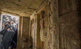 Une tombe de plus de 4.400 ans découverte en Égypte