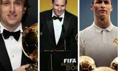 [Ballon d'Or 2018] : l'immiscion de Modric ou la fin du règne Messi-Cristiano?