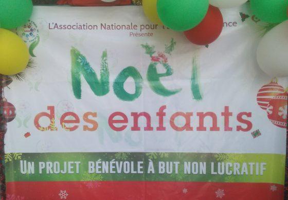 """ANEE a fait le bonheur des enfants avec """"Noël des enfants"""""""