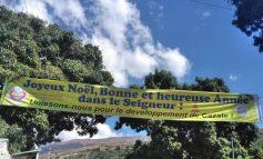 Noël à Cazale : l'église du Nazaréen, les fondations Lorquet et Marco Dépestre ont fêté avec la communauté