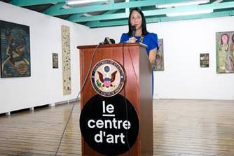 Restauration de huit tableaux du patrimoine culturel haïtien