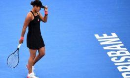 Echec de Naomi Osaka en demi-finale du tournoi de Brisbane