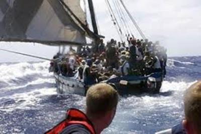 Interception de 130 ressortissants haïtiens au large des Bahamas