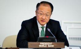 Démission du président de la Banque mondiale