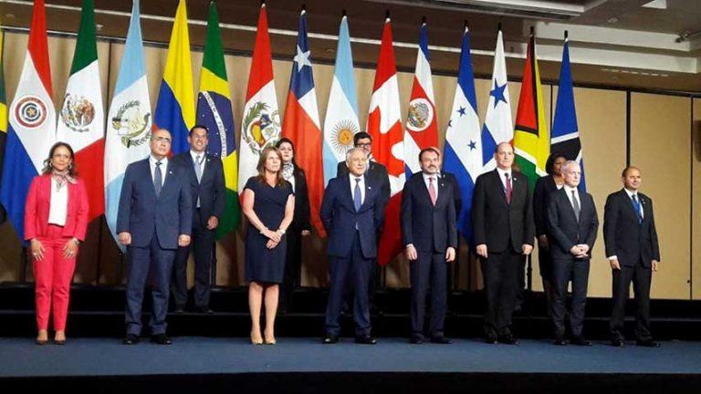 Le Groupe de Lima juge «illégitime» le 2ème mandat de Nicolas Maduro