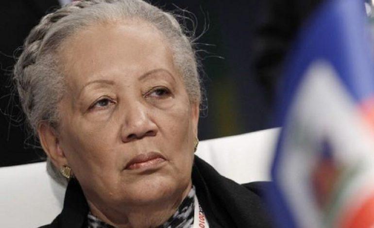 L'ex Ministre des Finances Marie Michèle Rey est Morte