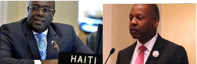 Bocchit Edmond : pour expliquer la revocation de l'Ambassadeur Altidor