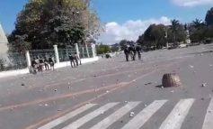 Urgent-1h47 : Une policière gravement blessée au champs-Mars