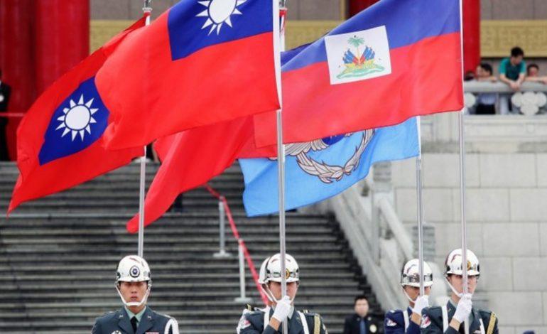 Taiwan victime d'une «fake news» concernant ses relations avec Haïti