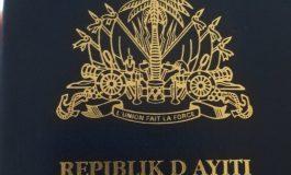 Le Gouvernement d'Haïti délivre des passeports valides pour 10 ans aux haïtiens vivants aux USA