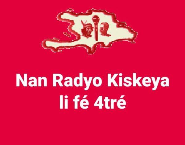 Le «jounal katrè» de Radio Kiskeya sur Métropole ce 7 février