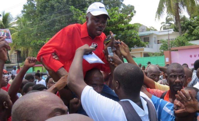 Haïti : bientôt un « président auto-proclamé » annonce Moïse Jean Charles