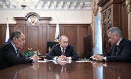 Moscou se retire aussi du Traité nucléaire INF