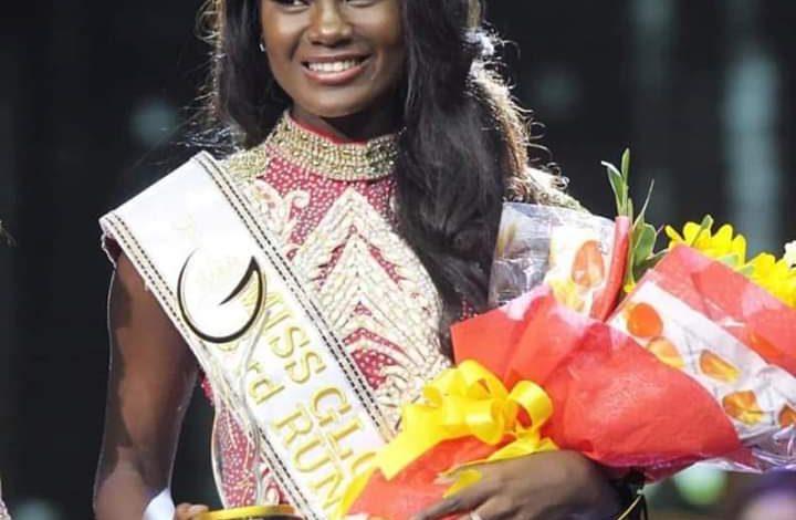 L'haïtienne Seydina Allen termine 3ème dauphine à Miss Global International