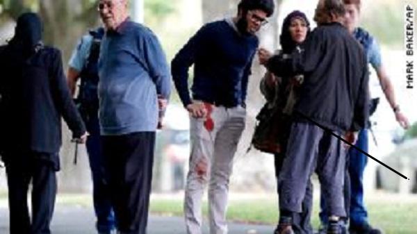 49 personnes assassinées dans des mosquées en Nouvelle-Zelande