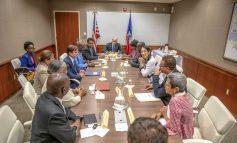 Haïti : Rencontre du Sous-secrétaire américain, David Hale, avec plusieurs acteurs de la scène politique