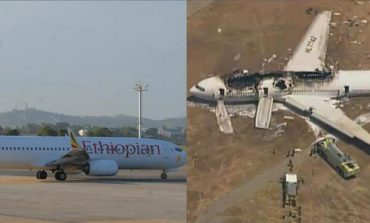 157 passagers tués dans un crash en Ethiopie