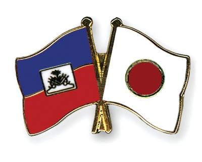 Japon fait un don environ 3.6 millions USD à Haïti