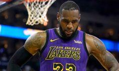 Pas de play-offs pour Lebron James et les Lakers cette saison