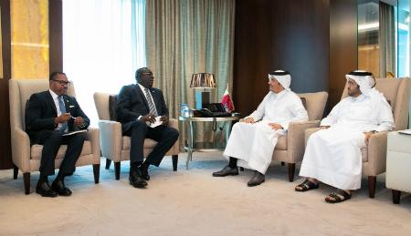 Le ministre Bocchit au Qatar pour négocier le rachat de la dette PetroCaribe