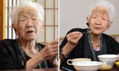 La nouvelle doyenne de l'humanité est la japonaise Kane Tanaka