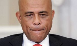 Michel Martelly dans la tourmente...