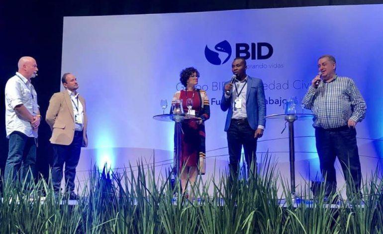 Elevator Pitch: Haïti porte le meilleur projet sur plus de 200