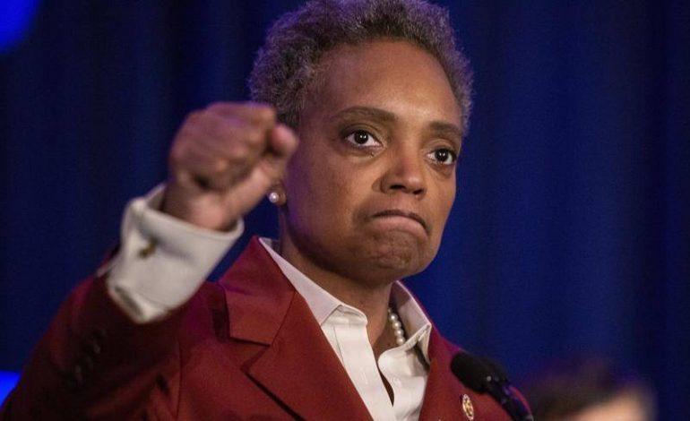 Lori Lightfoot, la première femme noire élue à la tête de la ville de Chicago