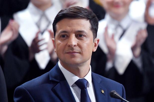 Le comédien Volodymyr Zelensky élu président de l'Ukraine