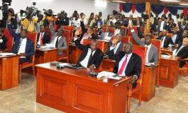 Fête de Pâques: Pas de subvention pour les Sénateurs de la République d'Haïti
