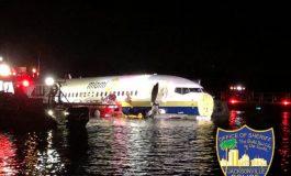 Un Boeing 737 s'est crashé dans un fleuve en Floride