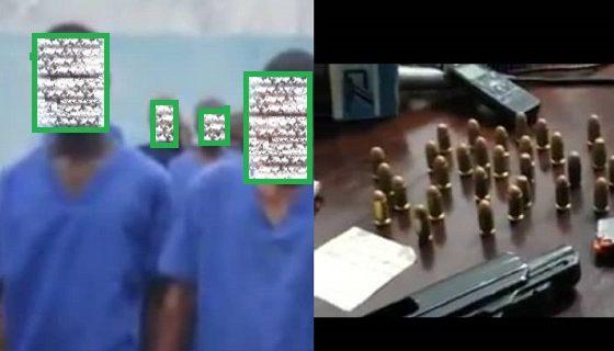 Arrestation de 53 présumés bandits à la solde du chef de gang Arnel Joseph