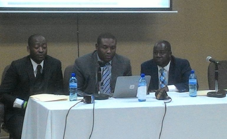 Justice-technologie : Lancement officiel du GICAJ en Haïti