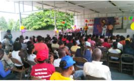 Fête des mères : Le Parti TASH a fêté avec les mamans de Port-au-Prince