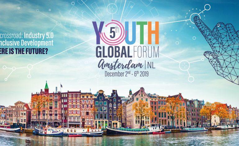 Concrétisez votre rêve en participant au  forum mondial de la jeunesse au Pays-Bas