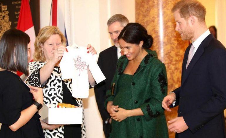 Meghan Markle et la naissance du royal baby