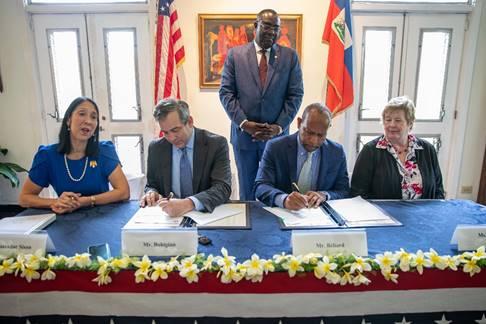 «Haïti représente une opportunité prometteuse pour les investisseurs» dixit  David Bohigian
