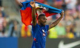 Duckens Nazon, 4e meilleur buteur  haïtien de tous les temps