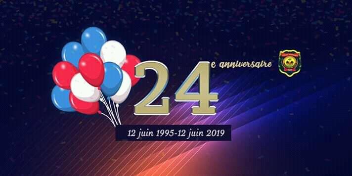 12 juin 2019 : La Police Nationale d'Haïti a célébré ses 24 années d'existence