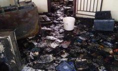 Le lycée national Henry Christophe incendié par des individus non identifiés