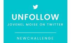 #UnfollowJovenelmoise : le nouveau challenge qui déstabilise le président sur Twitter