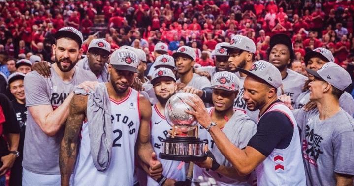 Les Raptors de Toronto remportent leur premier titre NBA