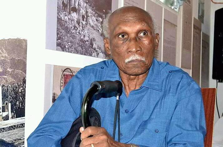 Décès de l'historien haïtien Michel Hector