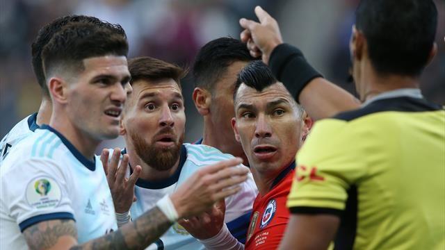Gary Medel: «Messi a raison»