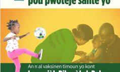 Le MSPP annonce une campagne de vaccination pour plus d'un million d'enfants haïtiens