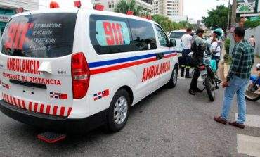 Une ambulance transportant 4 migrants haïtiens arrêtée en République dominicaine