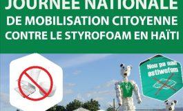 Une lutte acharnée est enclenchée contre le styrofoam