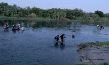 Arrestation de plus de 1000 migrants haïtiens par la patrouille frontalière Del Rio