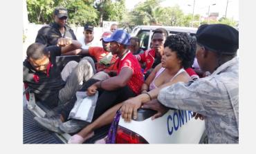 1017 migrants haïtiens arrêtés et 858 déportés par la migration dominicaine