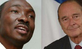 Evans Paul et ses liens avec Jacques Chirac